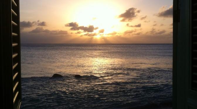 On Leaving Barbados